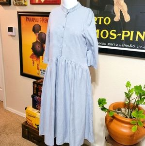 Hidden Valley Stripe Dress